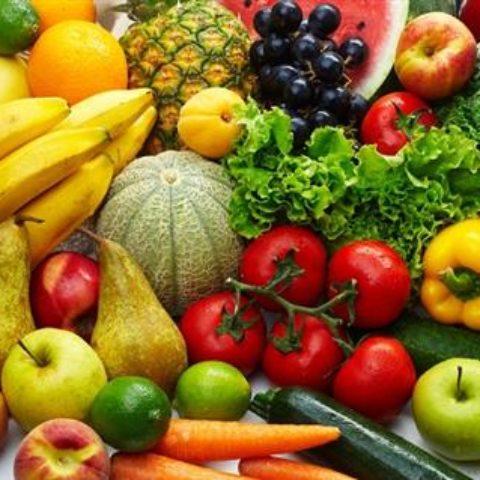 المحاصيل الزراعية والفاكهة