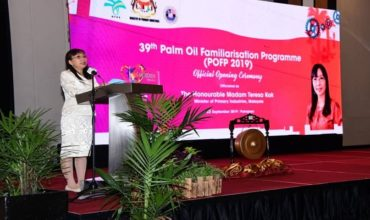 دعوة من السفارة الماليزية وهيئة الزيت الماليزى للمشاركة فى برنامج mpob
